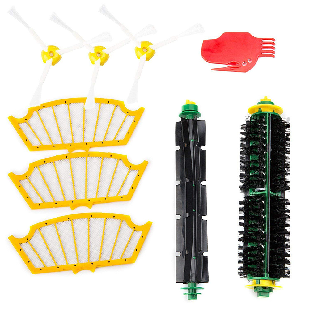 Replacement Accessories Kit for IRobot Roomba 500 Series 500 510 530 532 535 540 560 562 570 572 580 581 590 Brand New