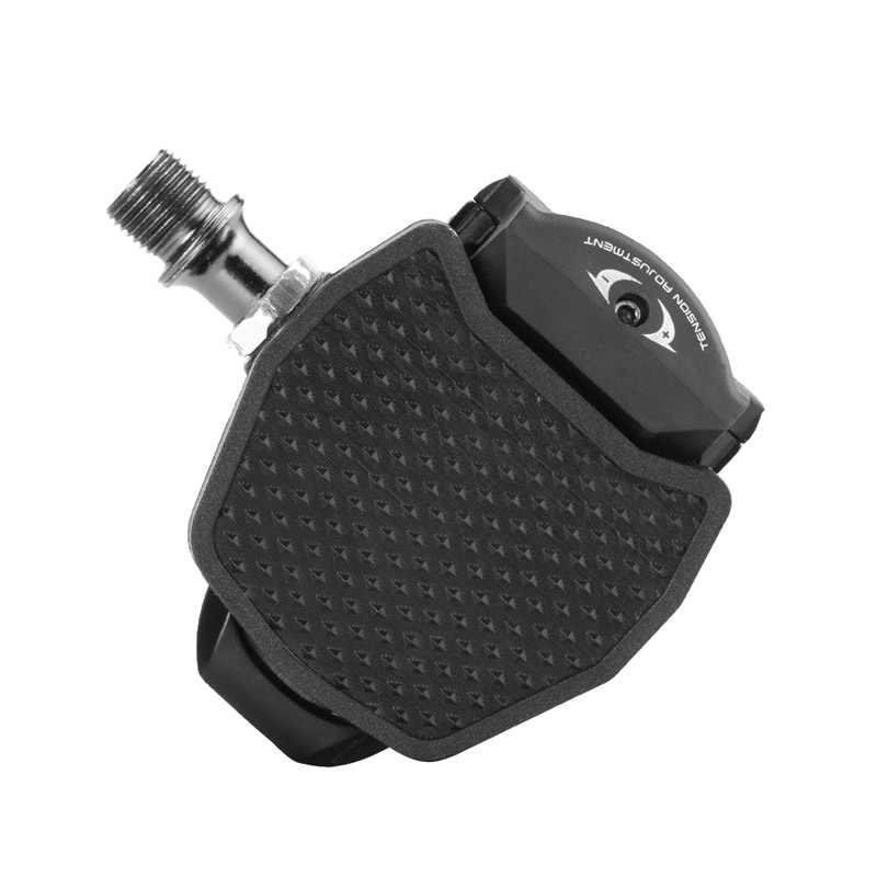 27b2ae842 ... ACACIA Road Bike Clipless Pedal Platform Adapter Convert For SHIMANO  SPD LOOK KEO System 46g Bike ...