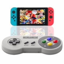 8bitdo SFC30 Wireless Bluetooth Controller Dual Classic Joystick for Nintendo Switch/Android/iOS/MacOS/Windows/Steam