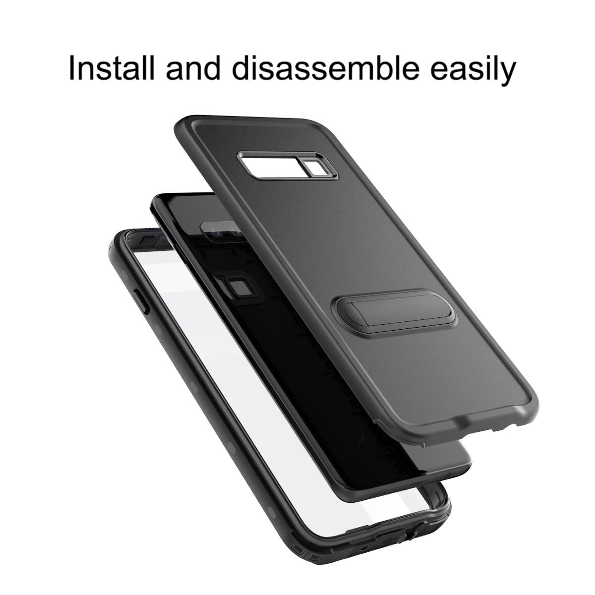 Mono Copper Samsung S10 Case