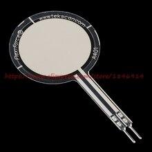 Flexiforce pressure sensor 25lbs 11.25kg flexiforce thin film pressure sensitive sensor module 100 25 1lbsa201