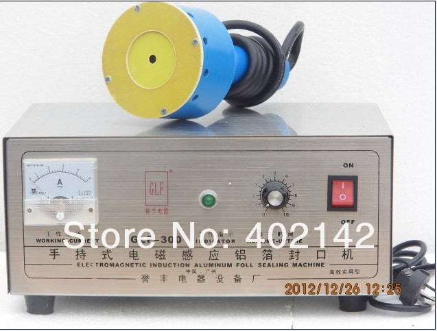 High quanlity Portable induction sealer (seal size 10-60mm)+new arrival+stainless steel+Wholesale Price portable magnetic induction bottle sealer seal size 15 100mm 0706028l