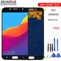 New TFT For Samsung Galaxy J7 Pro 2017 LCD J730 Display Touch Screen J730F Assembly Replacement For Samsung J7 Pro With Tools