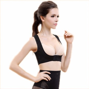 Women Back Posture Corrector Brace Strap Shoulder Chest Support Body Shaper Corset Belt Underwear Therapy Orthotics Health Care 9