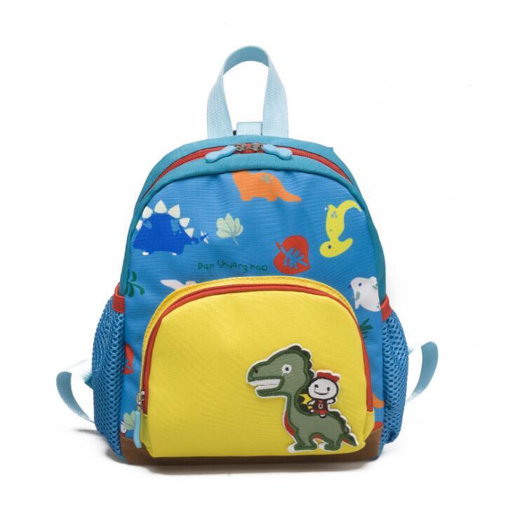 04a085fe3690 New Cartoon Dinosaur Bag Baby Toddler Anti lost Leash Harness Strap ...