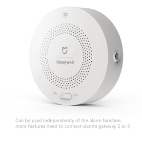 Image 3 - Xiaomi Honeywell Allarme Gas, Rilevatore di Zigbee Telecomando CH4 Monitoraggio Soffitto e Parete Facile Da Installare Lavoro Norma Mijia APP