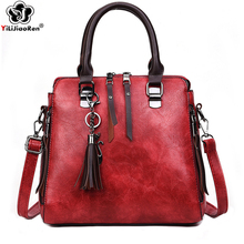 Fashion Tassel Ladies Hand Bags Luxury Handbags Women Shoulder Bag Designer Soft Leather Crossbody Bags for Women Sac A Main Hot 2018 crossbody bags for women leather handbags luxury handbags women bags designer toy tassel shoulder tote bag bolsa sac a main