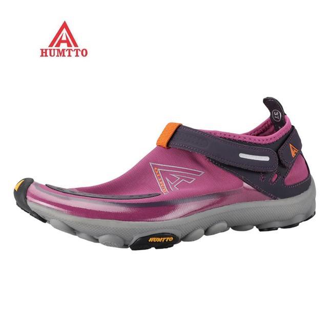 HUMTTO delle Donne Sport Outdoor Escursioni Trekking Aqua Sandali A Piedi  Nudi Scarpe Da Ginnastica Per e37e6a3e01c