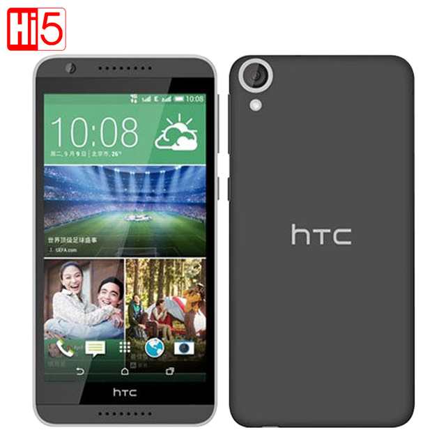 "Original htc desire 820u 5.5 ""octa core 2 gb ram 16 gb rom cámara 13.0mp android 4.4 desbloqueado 3g 4g lte"
