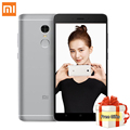 "Оригинал Xiaomi Redmi Note 4 Мобильный Телефон MTK Helio X20 Дека Core 3 ГБ RAM 32 ГБ ROM 5.5 ""FHD 1080 P 13MP Камера MIUI 8 Отпечатков Пальцев"