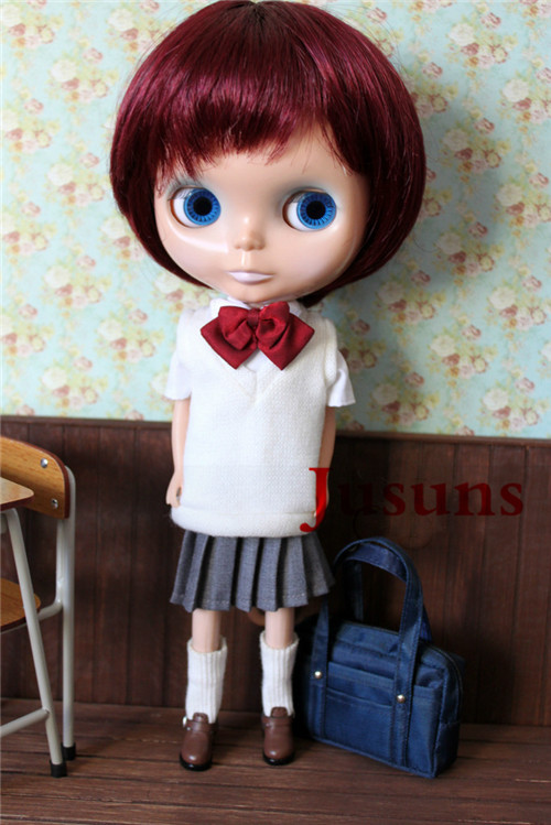 BJD doll clothes Japan doll clothes AZONE doll suits Free shipping цена