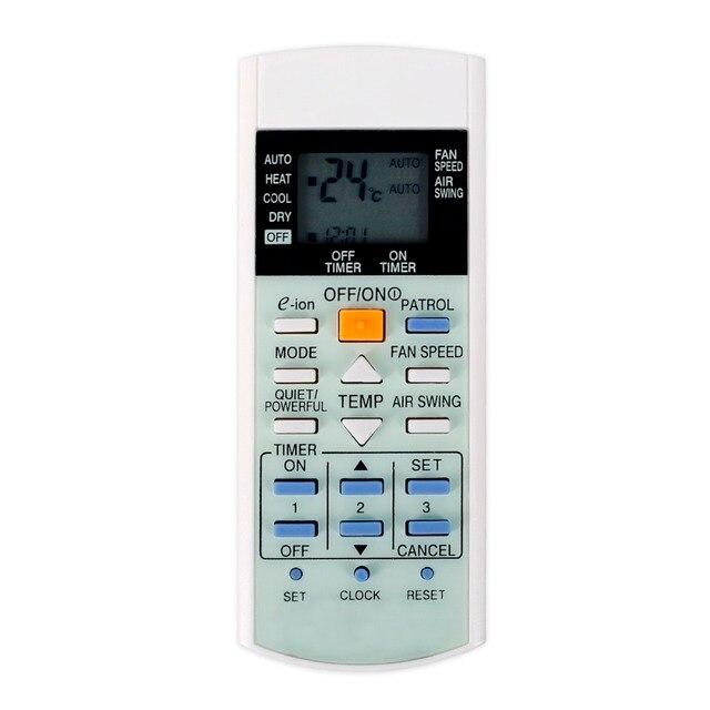 A75C3298 climatiseur climatisation télécommande adapté pour Panasonic A75C2817 A75C3060 A75C3182 A75C2913
