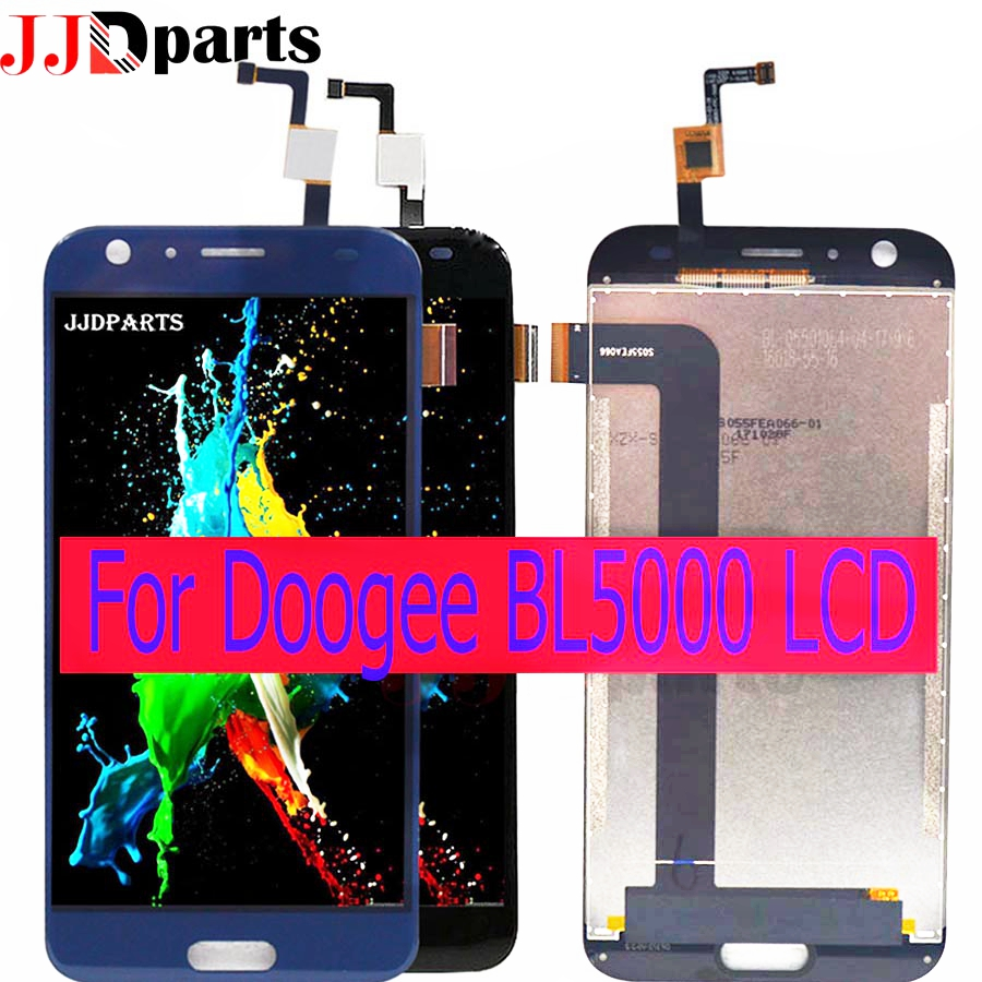 Display For Doogee BL5000 LCD For Doogee bl 5000 Touch Screen Digitizer Assembly bl 5000