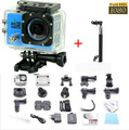 New Arrival High profile Full HD 1080P 2.0 Inch 30M waterproof WIFI Camera Extreme Cam Aerial Skiing Cycling Diving HD DV