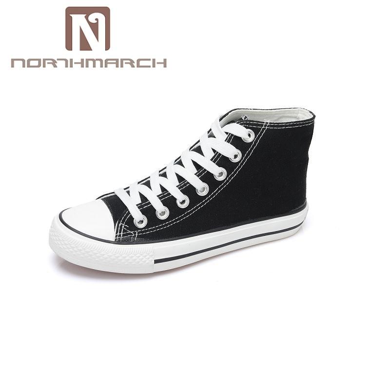 NORTHMARCH Men Canvas Shoess