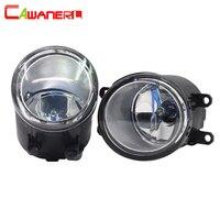 Cawanerl For 2006 Scion xA 100W H11 Car Halogen Bulb Fog Light Daytime Running Lamp DRL Styling 12V High Power 2 Pieces