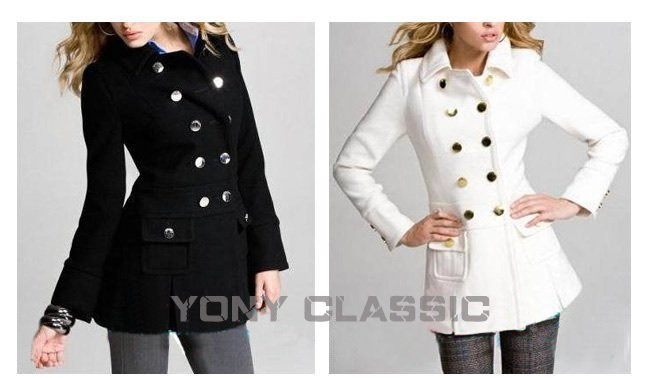 Free Shipping Wholesale 2010 new fashion female Military style
