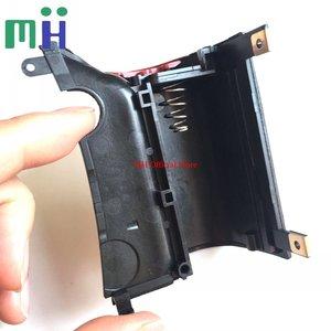 Image 2 - Nouveau pour Nikon D600 D610 Grip Cover coque en caoutchouc boîtier de réparation de caméra pièce de rechange