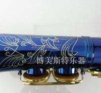 Musical Instrument SELMER Alto Saxophone Wind E Flat Blue Sax Multi Color Optional