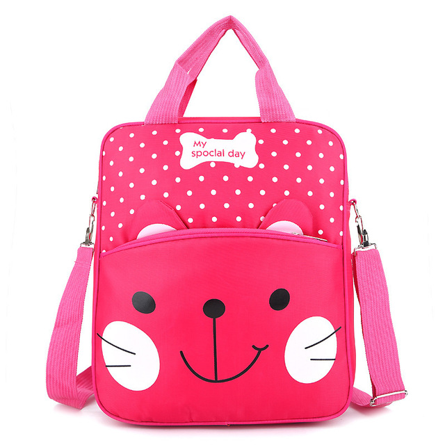 d284eebd4d37 Lovely cat Child School Bag Cartoon Waterproof backpacks kids kindergarten  backpack kid school bags Satchel for boys and girls