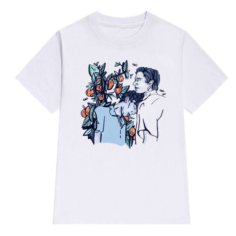 Hutt Called Your Clothing Bland: LettBao Call Me By Your Name Men T Shirt Short Sleeve T