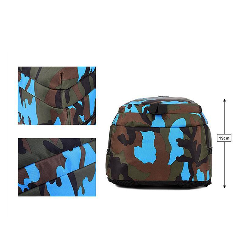 YZtengfei Small Size Fashion Camouflage Kid Backpack Bag School Bags Travel  Backpack Bags For Cool Boy And Girl-in School Bags from Luggage   Bags on  ... f078663b1d3d9