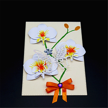 Metal Creative Flowers Cutting Dies Scrapbooking Embossing DIY Decorative Cards Cut Stencils