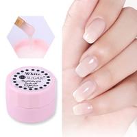 UR SUGAR White Opal Jelly Gel 5ml Semi-transparent Soak Off Nail Art UV Gel Polish Manicure UV Varnish