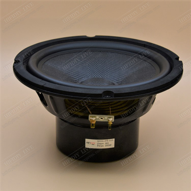 Hi Fi Diy Live Bt8 210s Audio Hifi 8 Inch Midb Woofer