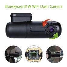 Blueskysea B1W Dash Camera HD 1080P WiFi Car DVR Recorder Sony IMX323 Mini 360degree Rotate Driving Dashcam