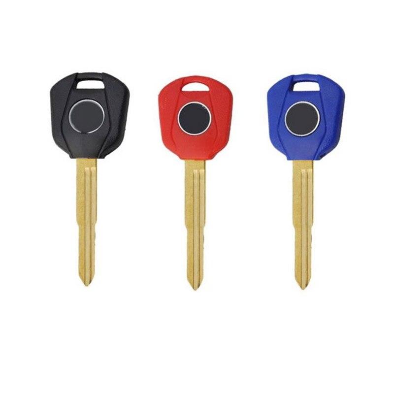 3 Pcs Motorcycle Blank Key Uncut For HONDA Cbr600rr F5 Cb400 Vtec 1 2 3 4 Cb1300 Hornet 600 CBR17 22 23 29