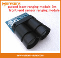 Frete Grátis Laser ranging módulo/pulsed laser ranging módulo 9 m módulo sensor variando de front-end