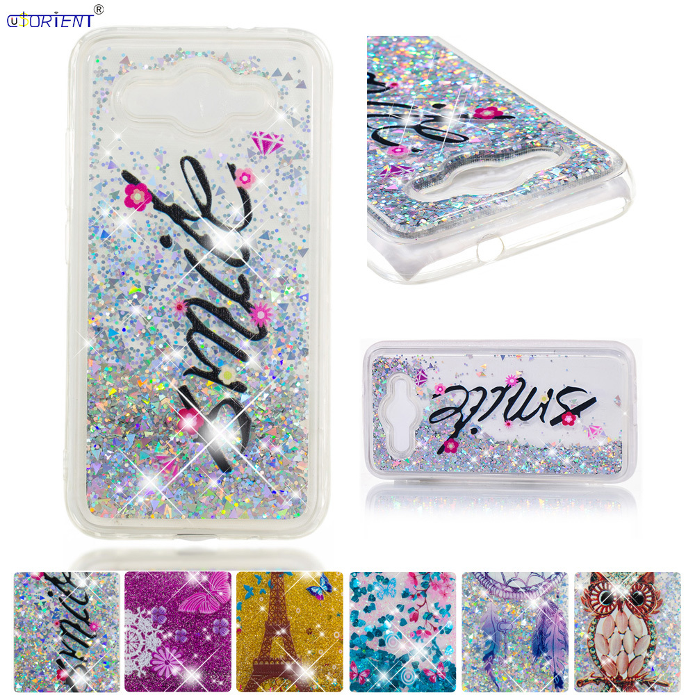 Cellphones & Telecommunications Bling Fitted Case For Huawei Y5 Lite Y3 2017 Cro-u00 Glitter Stars Liquid Quicksand Silicone Phone Cover Cro-l22 Cro-l02 Funda Promoting Health And Curing Diseases