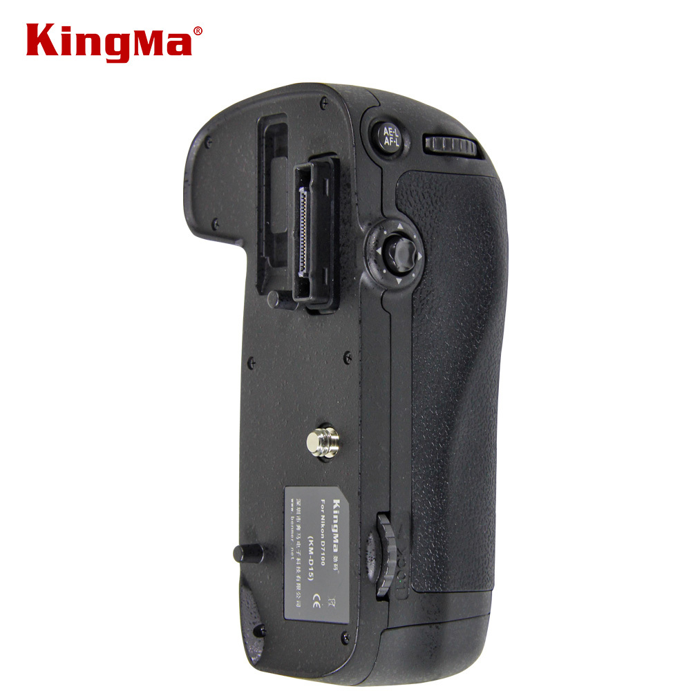 ФОТО KingMa MB-D15 Camera Spare Parts Vertical Multi-Power Battery Grip Pack Holder For Nikon D7100 Digital SLR Camera Free Shipping