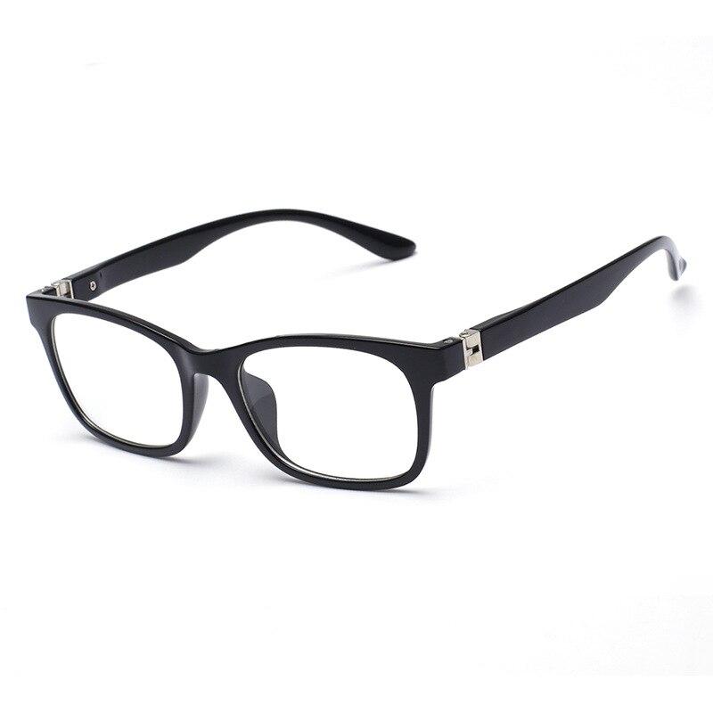 56302fc0d1 2016 new unisex PC eye glasses fashion optical frames full rim eyeglasses  180 degree temple eyewear for prescription