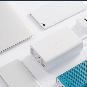 Image 5 - Youpin Smartmi 100W Di Động Sạc Xe Hơi Bộ Biến DC 12V Sang AC 220V 5V/2.4A Cổng USB Ô Tô Có Ổ Cắm