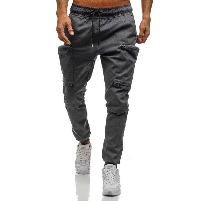 Sport wear Gym Fitness Men Jogging Pants  (9)