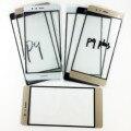 Для Huawei P9, P9 Плюс, P9 Lite Черный/Белый/Золото Сенсорный Экран Стекло Объектива Передняя Внешний Стеклянный Объектив Запасные Части