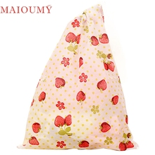 My House Fashion Printing Shoes Bag Portable Travel Storage Pouch Drawstring Dustproof 2017 New Hot Sell 17Mar10