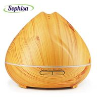 Sophisa 300ml Aromatherapy Diffuser Essential Oil Humidifier Aromatherap Mist Maker Fountain Business Gift Mother Gifts SP1641