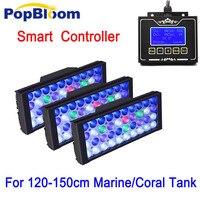 DsunY светодиоды для аквариума лампы освещения затемнения свет для Аквариум Водить Танк риф с умным контроллера MJ3BP3