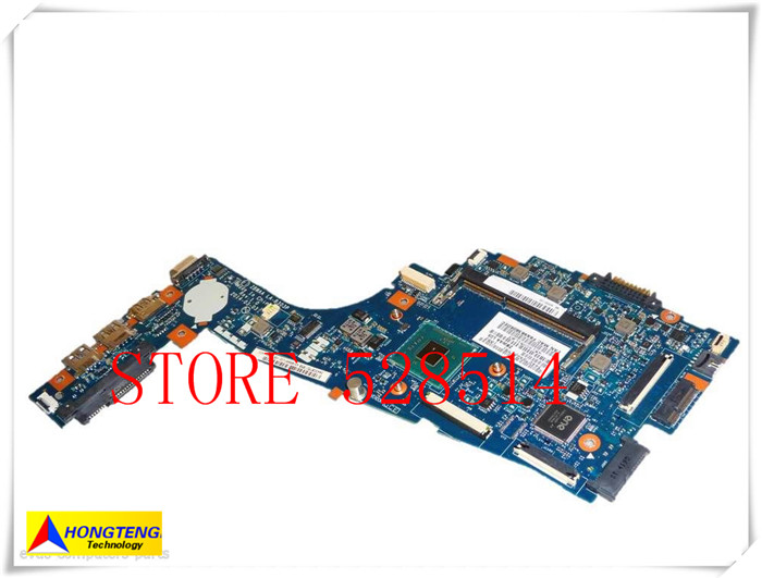 original FOR Toshiba C55 C55-B5299 Motherboard w Celeron N2830 K000891180 100% Test ok