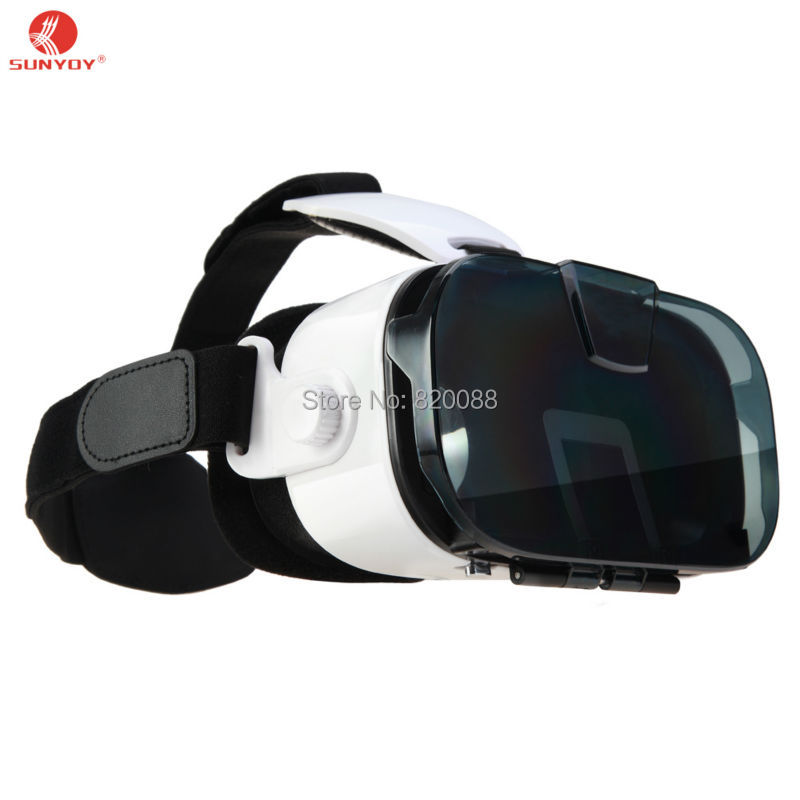New Arrival 3D VR Glasses, Virtual reality headset For IOS, Android, Microsoft & PC phones Series within 4.0 - 6.33 Inches