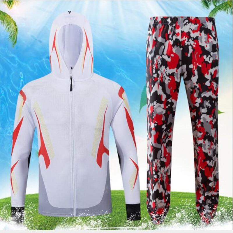 conjuntos de roupas pesca esportes ao 02