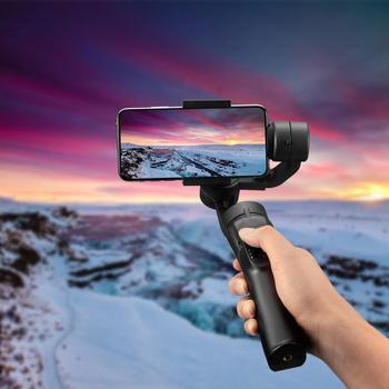 Accessories Yeni H4 Smartphone Action Camera Gimbal Stabilizer Action