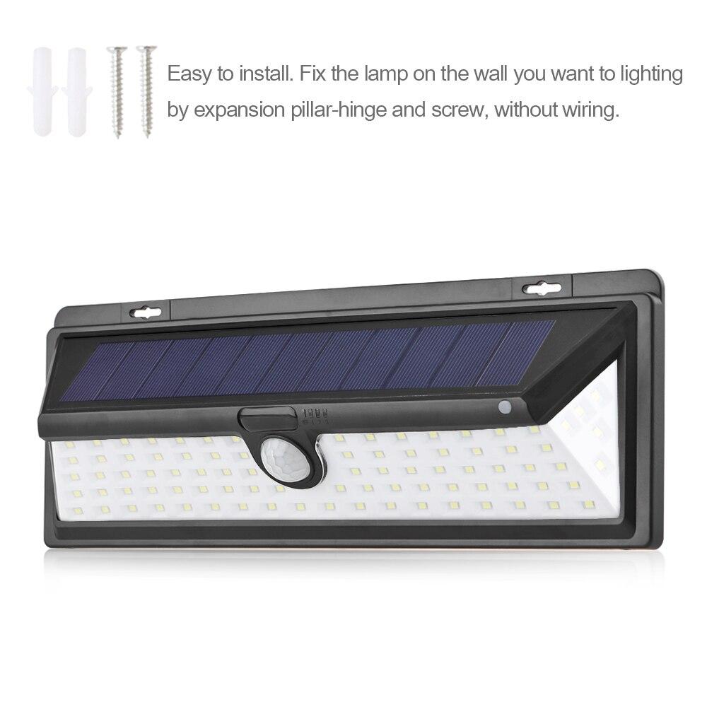 90 Led Solar Motion Sensor Light Human Infrared Pir Mounted Wall Tanning Bed Wiring 20171212 171919 075 078 079 076 077 074 080