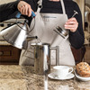 Stainless Steel Polished French Press 3