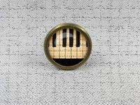 Фортепиано-круглые ручки для ящиков Ручки/кухонный шкаф ручки Pull/античная латунь комод ящика ручки мебельная фурнитура