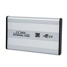 2.5″ USB 2.zero SATA Laborious Drive HDD Case Enclosure