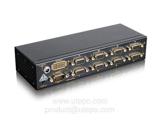 UTP508V HD VGA Splitter 1 into 8 output 350MHz